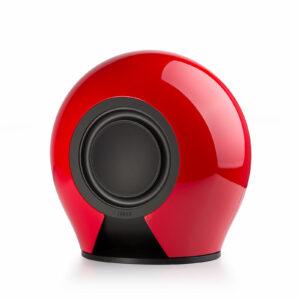 """BOXE EDIFIER 5.1, RMS: 400W (5 x 16W, 5 x 20W, 1 x 220W), wireless, telecomanda wireless, optic, aux, red, Luna Theatre """"E255-RD"""" (include TV 8 lei)"""