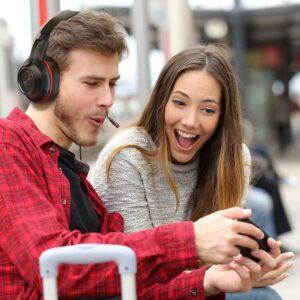 """CASTI EDIFIER cu fir, tip gaming, utilizare multimedia (PC and more), smartphone, microfon pe casca, detasabil, negru, """"G4-SE-BK"""" (include TV 0.75 lei)"""