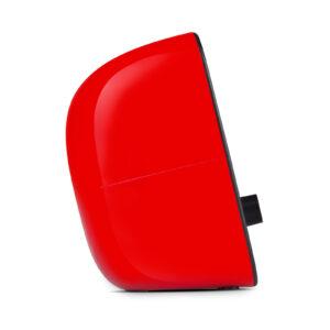 "BOXE EDIFIER 2.0, RMS: 4W (2 x 2W), bass reflex port, USB power, red, ""R12U-RD"" (include TV 0.75 lei)"