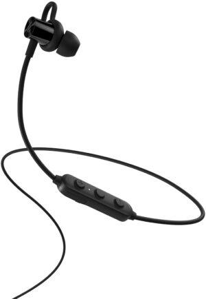 """CASTI EDIFIER wireless, tip intraauriculare cu fir de legatura, utilizare smartphone, microfon pe fir, negru, """"W200BT-SE-BK"""" (include TV 0.15 lei)"""