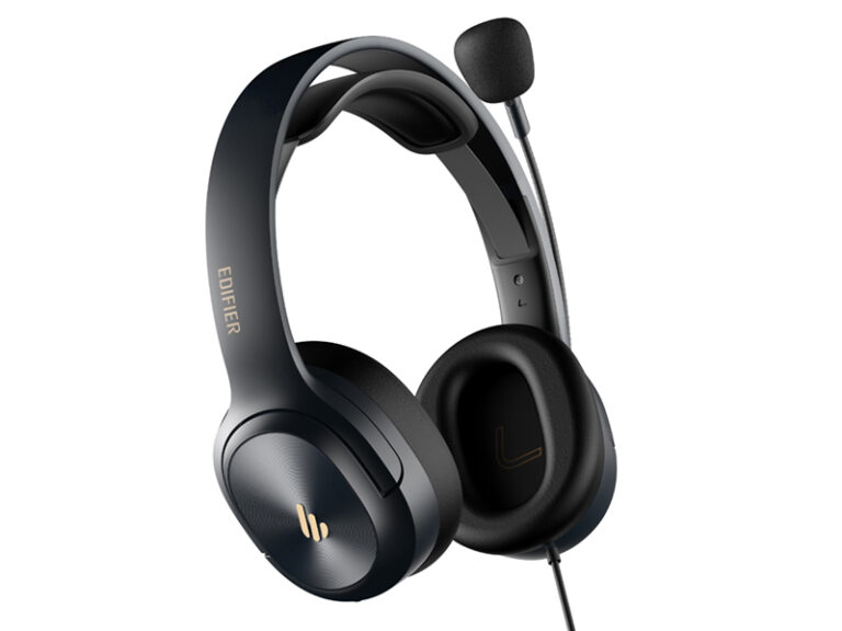 "CASTI EDIFIER cu fir, tip standard, utilizare multimedia (PC and more) | call center, microfon pe casca, built-in sound card, negru, ""K6500-BK"" (include TV 0.75 lei)"