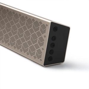 "BOXE EDIFIER portabile bluetooth, RMS: 20W (10W + 10W), Bluetooth 5.0, microSD, built-in Li-ion pana la 8h (2 x 2600mAh), 3 x USB, gold, ""MP380-GD"" (include TV 0.75 lei)"